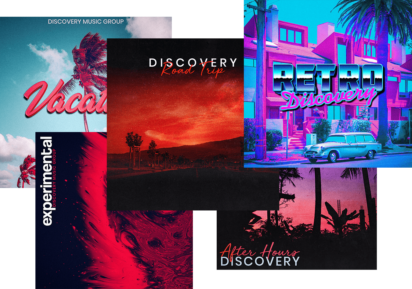 Music Artwork Cover Designs