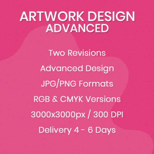Artwork Design Advanced