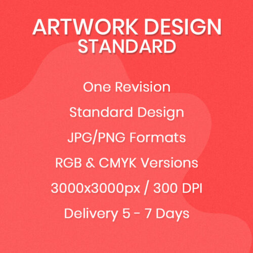 Artwork Design Standard